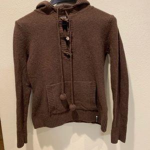 Burton women's sweater